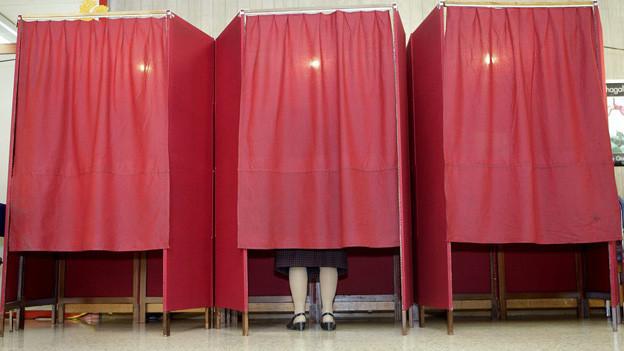 Vor Wahlen und Abstimmungen besonders wichtig: die zielgerichtete Werbung.