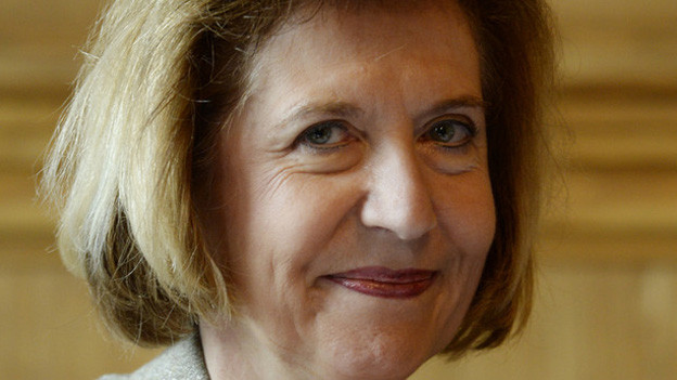 Die erste Rektorin der Universität Basel: Andrea Schenker-Wicki.