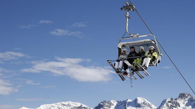 Skilifte sollen von Einwohnern finanziert werden
