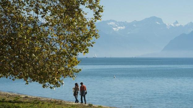 Seeufer sollen für alle zugänglich sein fordert Rives Publiques