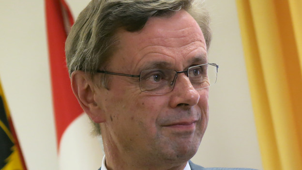 Polizeidirektor Hans-Jürg Käser reagierte laut der GPK vor allem auf Druck von aussen.