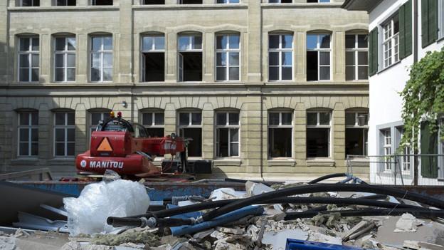 Abbruch des Bildungsraums Nordwestschweiz
