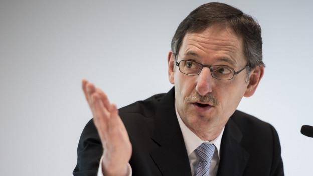 Der Zürcher Regierungsrat Mario Fehr.