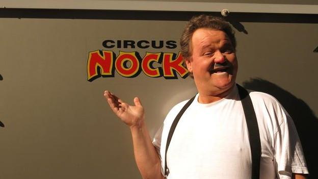 Roli Noirjean hört nach 20 Jahren als Clown bim Zirkus Nock auf