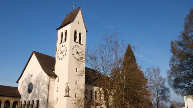 Die Kirche St. Joseph im luzernischen Perlen.