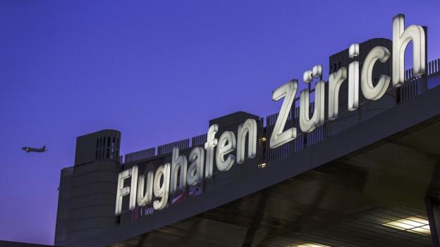 Der Bund will mehr Einfluss auf den Flughafen Zürich