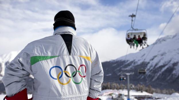 Olympische Ringe in St. Moritz - schon bald Realität?