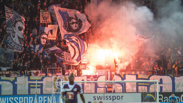 Der FC Luzern beklagt seinen Standortnachteil.
