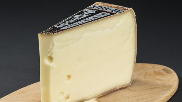 Appenzeller Käse auch in China markenrechtlich geschützt.