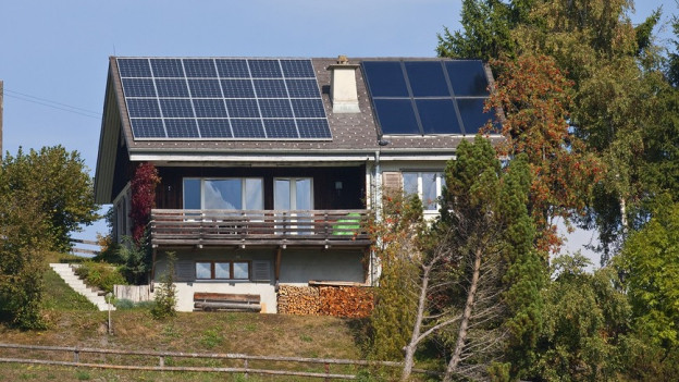 Solaranlagen sollen nur noch auf kleinen Häusern erstellt werden
