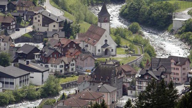 Die wiedereröffnete Bäuerinnenschule ist im Urner Dorf Gurtnellen beheimatet.