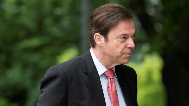 Beendet seinen Kampf um Lohn und Arbeit: Ex-SVP-Nationalrat Christoph Mörgeli.