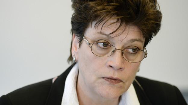 Die Zürcher Bildungsdirektorin, Silvia Steiner, hat Anzeige gegen Unbekannt eingereicht.