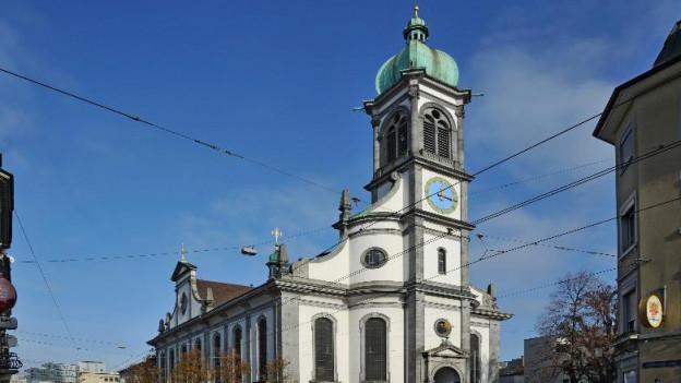 Basler Kirche St. Joseph