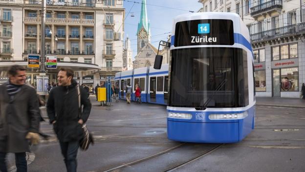 Neues Zürcher Tram