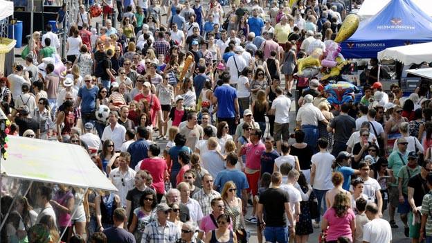 Die Massen besser lenken um Panik zu vermeiden