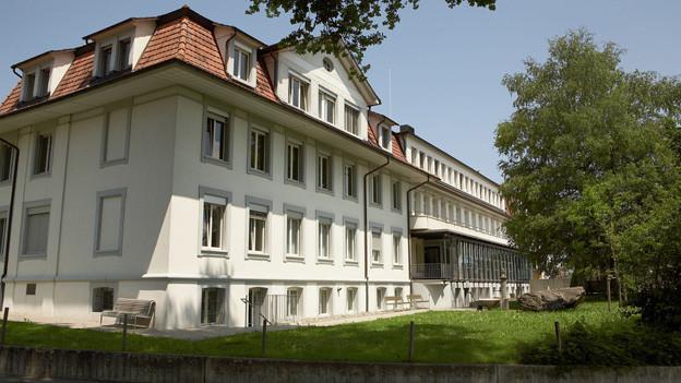 War der Auslöser für die Spitalstandort-Initiative im Kanton Bern: die Geburtenabteilung des Spitals Riggisberg.