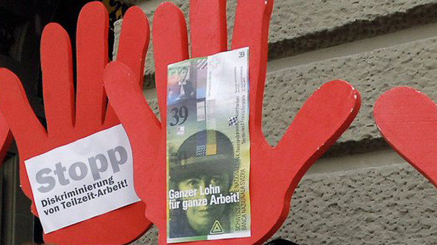Lohngleichheit, vor allem aber Chancengleichheit: die Freiburger Regierung will mehr Frauen in Verwaltungs-Kaderpositionen.