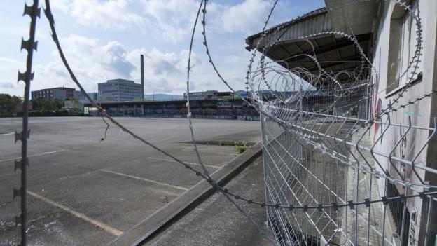 Muttenz Asylzentrum