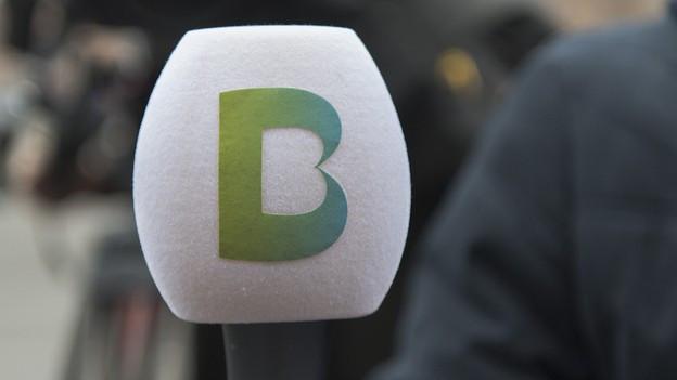 Mikrofon und Kamera von Telebasel