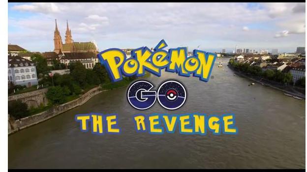 Basel und die Pokemonjäger