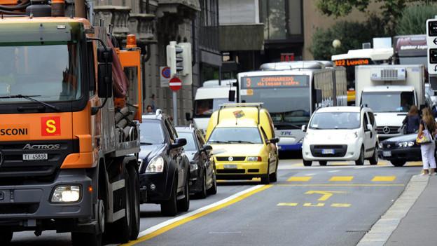 Alte Tramstrecken sollen für Velofahrer hergerichtet werden.