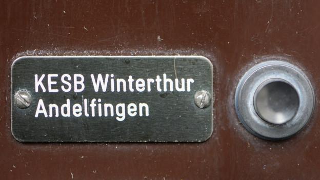 Zuständig für den Fall Flaach: Die Kesb in Winterthur