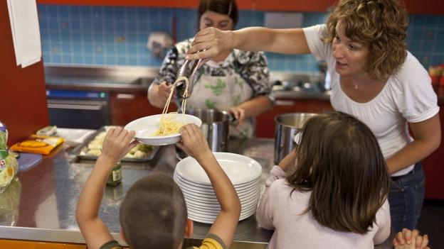 Ausserschulische Kinderbetreuung ist auch für das Gewerbe wichtig.