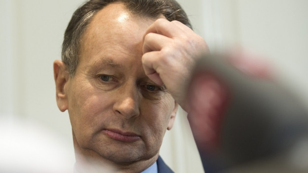 Philipp Müller, FDP-Ständerat