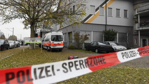 Die umstrittene An Nur Moschee in Winterthur Hegi