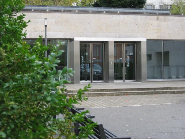 Hörsaal am Kantonsspital St.Gallen
