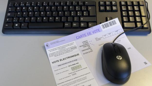 Der Kanton Aargau setzt auf das Genfer E-Voting-System.