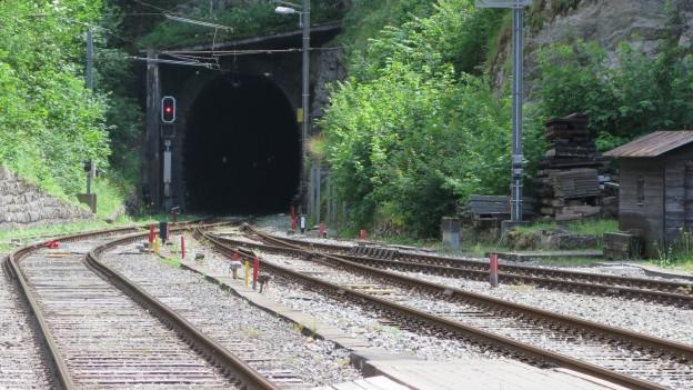 Weissenstein-Eisenbahntunnel