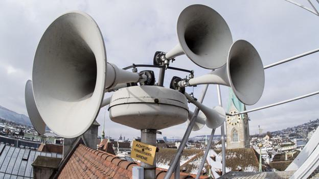 Aargau und Solothurn wollen Notfalltreffpunkte bei Katastrophen.