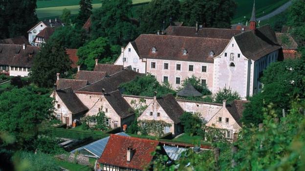 Die Kartause Ittingen ist Teil des Kunstmuseums Thurgau.