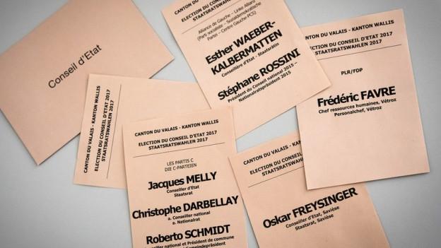 Ob der zweite Wahlgang der Staatsratswahlen wiederholt wird, ist noch offen.