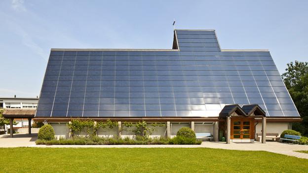 In St. Gallen ist der Energieverbrauch um 20% gesunken.