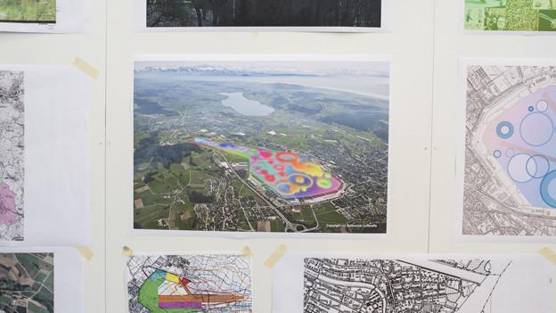 Eine Landesausstellung auf dem Flugplatz Dübendorf