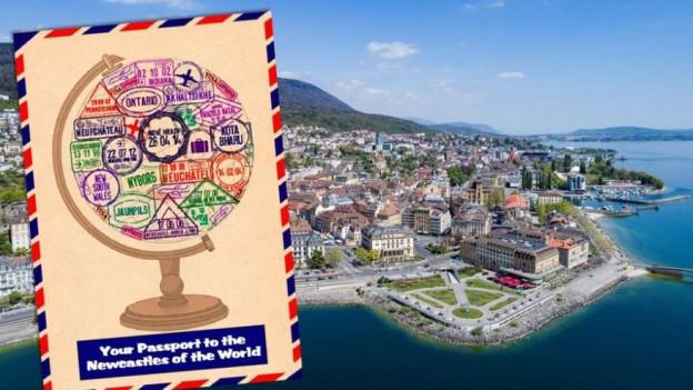 «Newcastle Passeport» für die Neuen-Burger