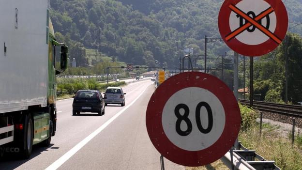 Die Tessiner Regierung will weiter gegen hohe Feinstaubwerte kämpfen.