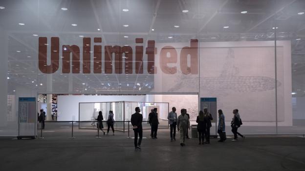 Die Kunstmesse «Art Basel» baut Sicherheitsmassnahmen aus