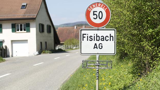 Fisibach darf nicht in den Kanton Zürich wechseln.