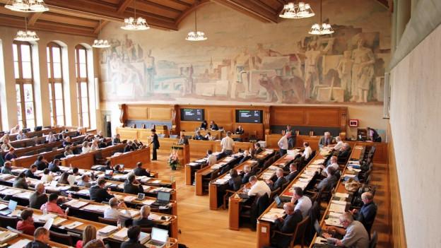 Berner Kantonsparlament diskutiert Sozialhilfegesetz