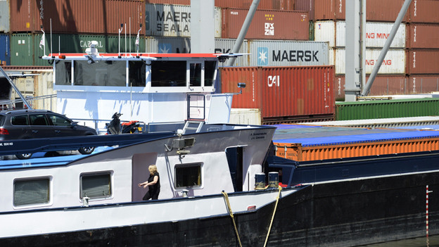 Entlastung für den Gütertransport