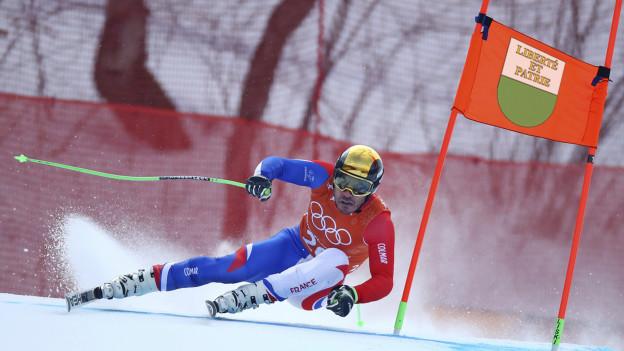 Schweizer Skis an den Spielen - und Steuerspiele in der Waadt.