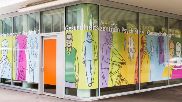 Basler Psychiatriepatienten zu Hause betreuen
