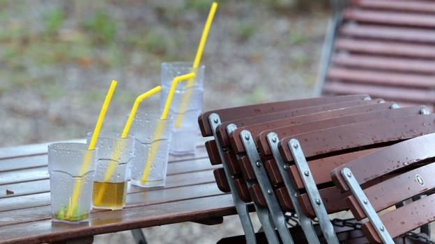Auch in der EU sollen Röhrli aus Plastik bald verboten werden