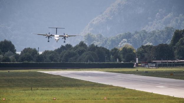 Flughafen Lugano-Agno
