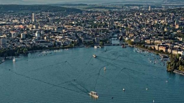 Im Zürcher Seebecken soll eine spezielle Rundfahrt stattfinden.