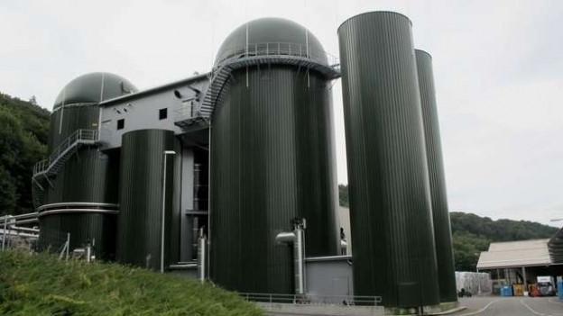 Die Biogasanlage hat mit ihrem penetranten Geruch auch die Anwohner geärgert.